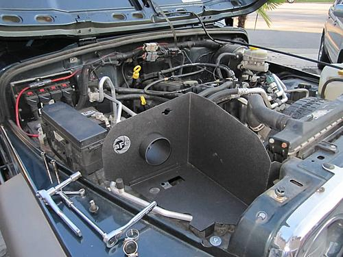 Install a cold air intake on a Jeep Wrangler TJ-12-bolt-afe-base-place.jpg