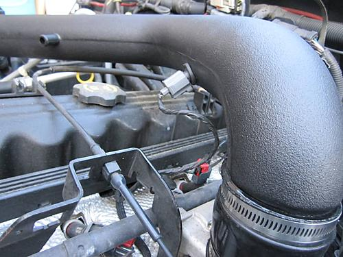 Install a cold air intake on a Jeep Wrangler TJ-16-reinstall-air-sensor.jpg