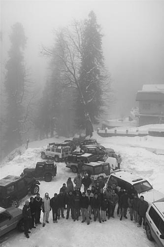 Snow Cross 2010 & Extreme Offroad Conference on 6 th & 7 th Feb 2010 in Nathiagali-group-e4.jpg