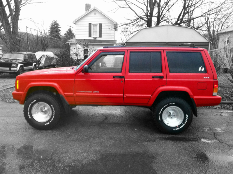 Post Pics Of Your Jeep