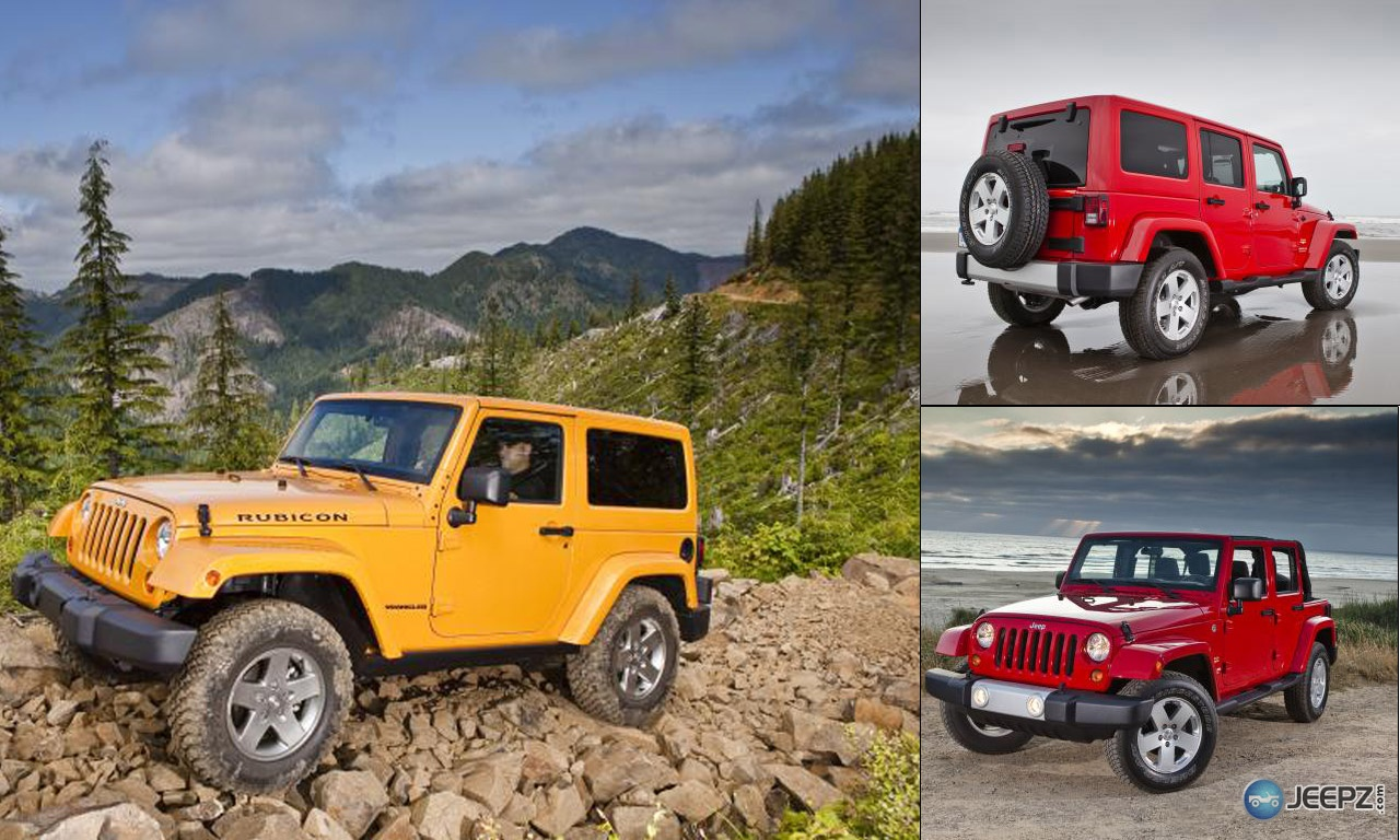 """Jeep Wrangler named """"2012 Best Off-Road SUV for the Money"""""""