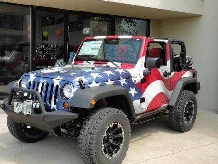 I M Patriotic But