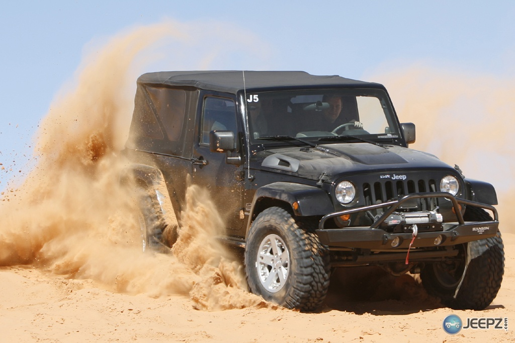 mopar underground unveils new tuned up jeeps at the moab