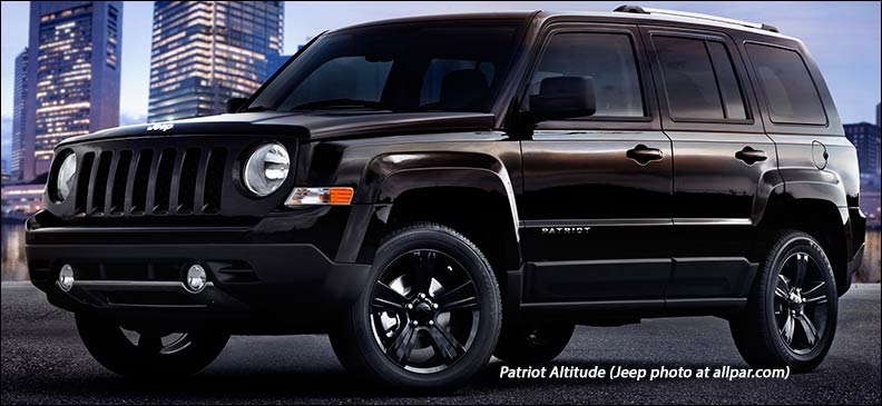 """Jeep launches the """"Altitude"""" special editions"""