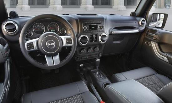 New wrangler freedom edition - 2012 jeep wrangler unlimited interior ...
