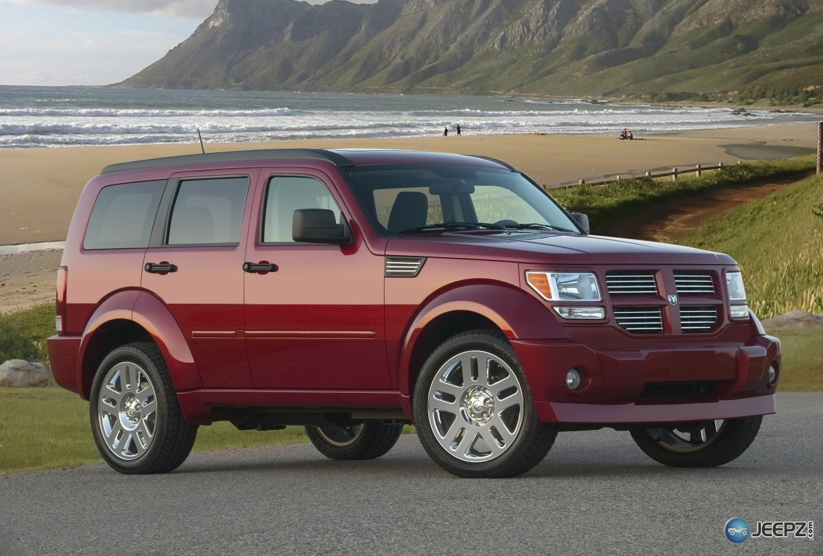 Chrysler to give either the Jeep Liberty or Dodge Nitro ...