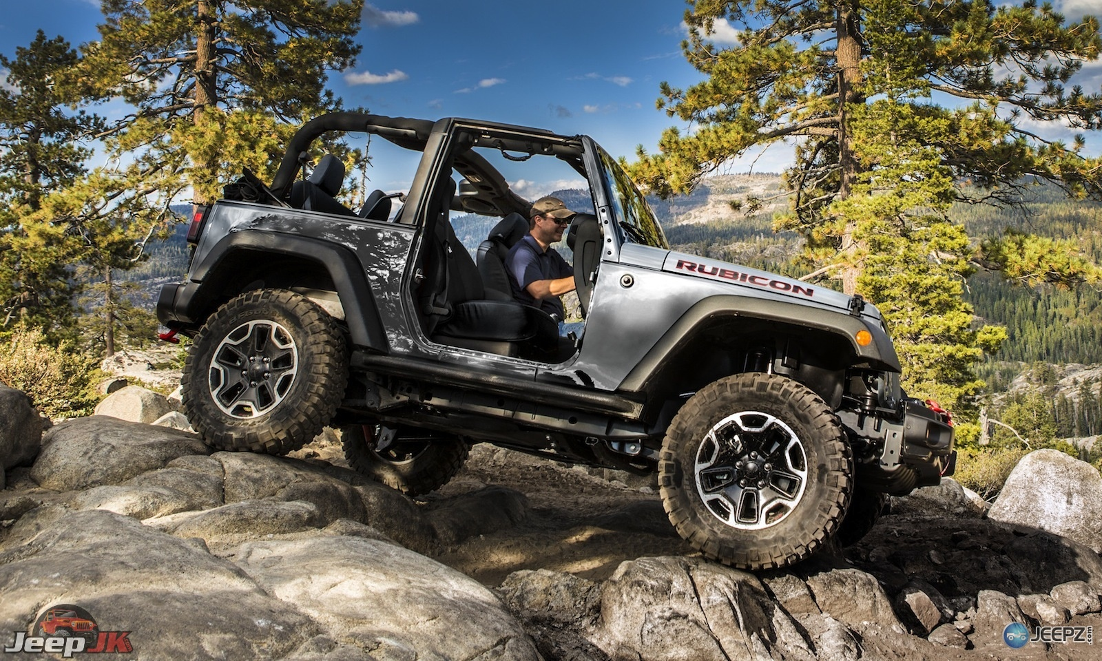 New Model For 2014 Jeep Wrangler Rubicon X