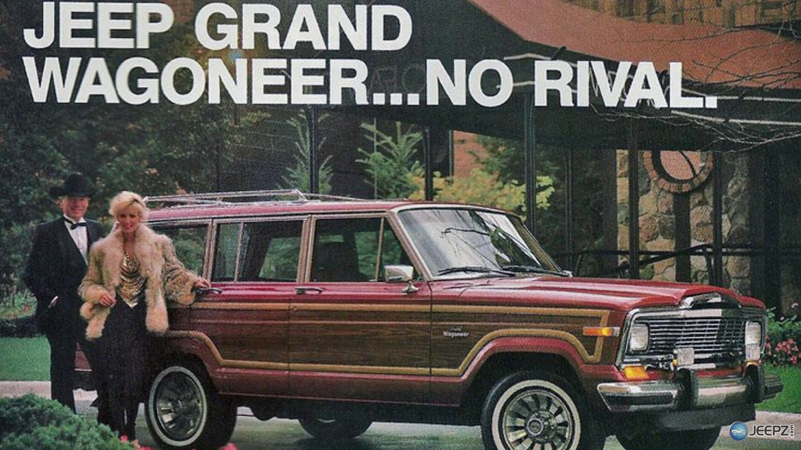 Grand Wagoneer Coming In 2018