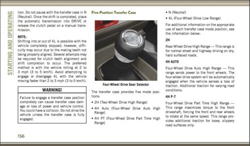 2018 Jeep Wrangler owner's manual leaked-2018-jeep-wrangler-transfer-case.png
