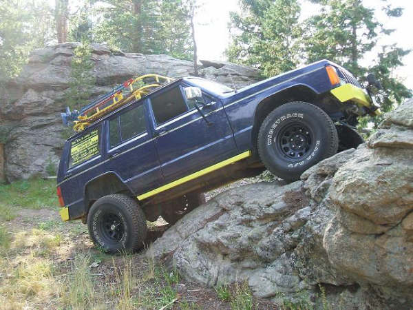 Used Jeep Cherokees from the late 80's & early 90's?