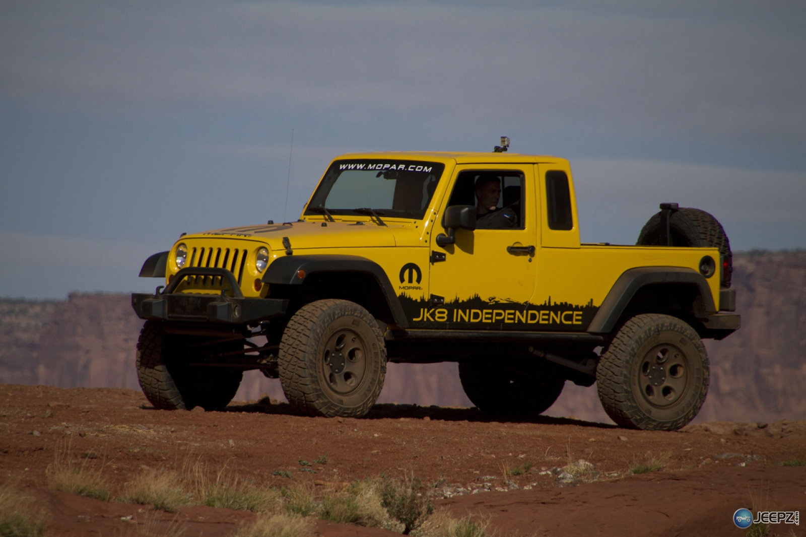 Jeep Announces New Wrangler Unlimited Pickup... In Kit Form