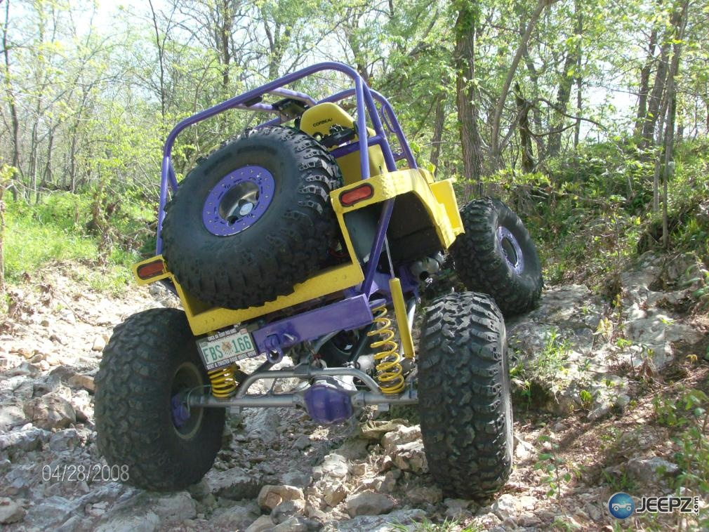 Wrangler Rock 47 >> 1947 Willy's Rock Crawler Sale or Possible Trade