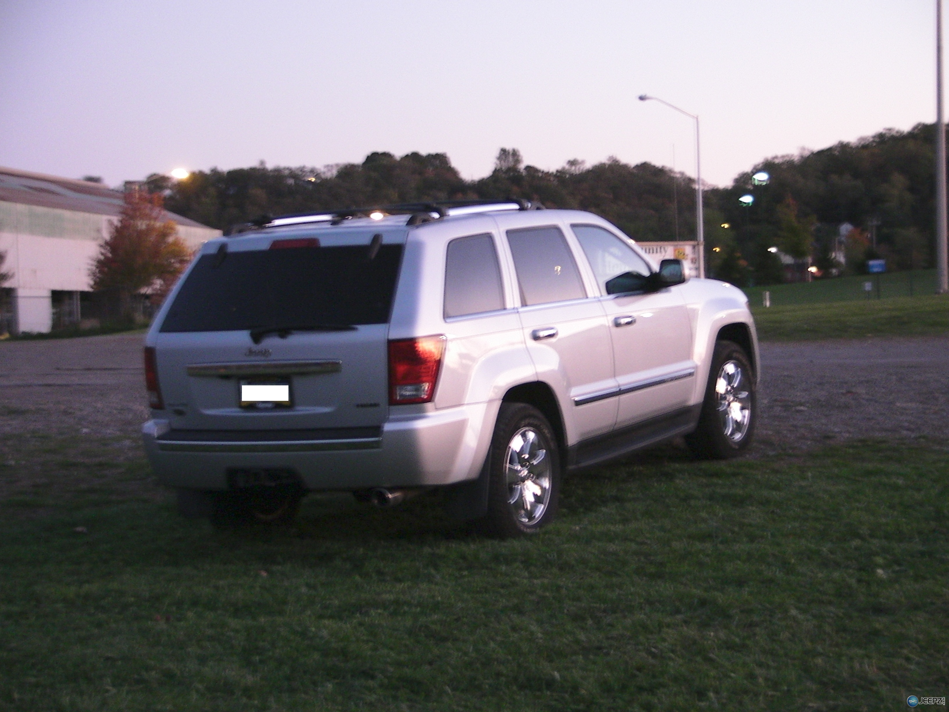 forsale 2008 jeep grand cherokee overland 4x4 64 500 miles 21 000. Black Bedroom Furniture Sets. Home Design Ideas