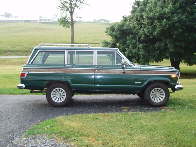 1978 wagoneer 360 th400 qt mt solon va. Black Bedroom Furniture Sets. Home Design Ideas