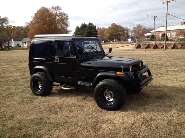 1988 jeep wrangler for sale. Black Bedroom Furniture Sets. Home Design Ideas