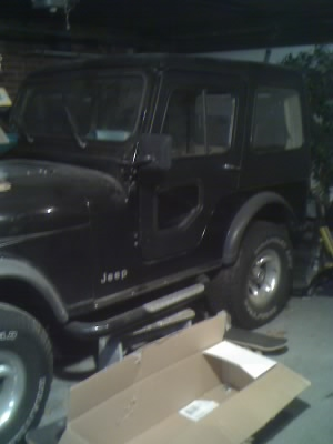 Re: CJ-5 Hard top for sale