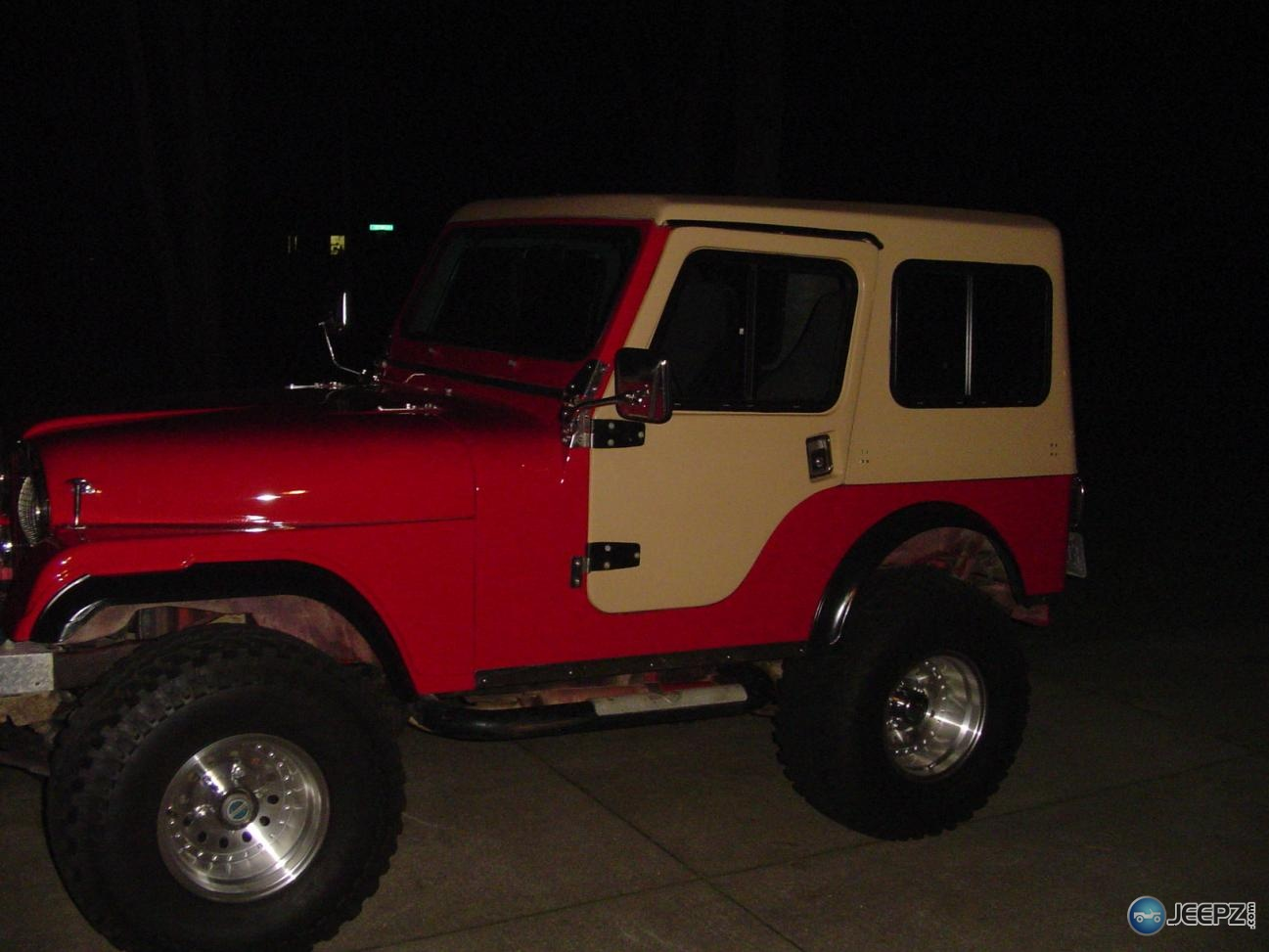 Cj5 Hardtop Ohio Brand New