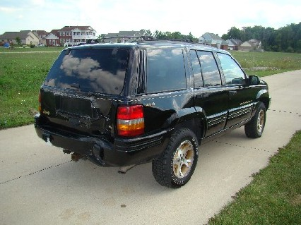 parting out 97 jeep grand cherokee limited v8. Cars Review. Best American Auto & Cars Review