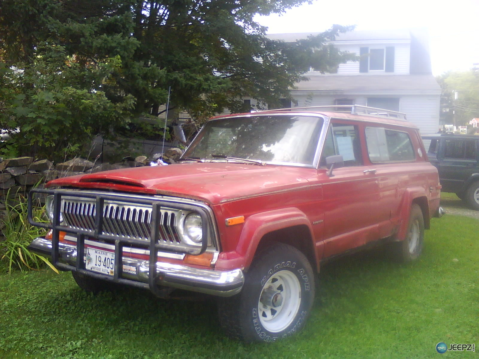 Jeep Grand Wagoneer >> 1978 Jeep Cherokee for sale