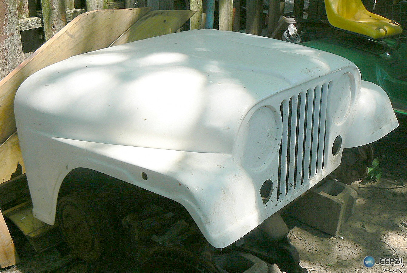 Images of Fiberglass Front Clips - #rock-cafe