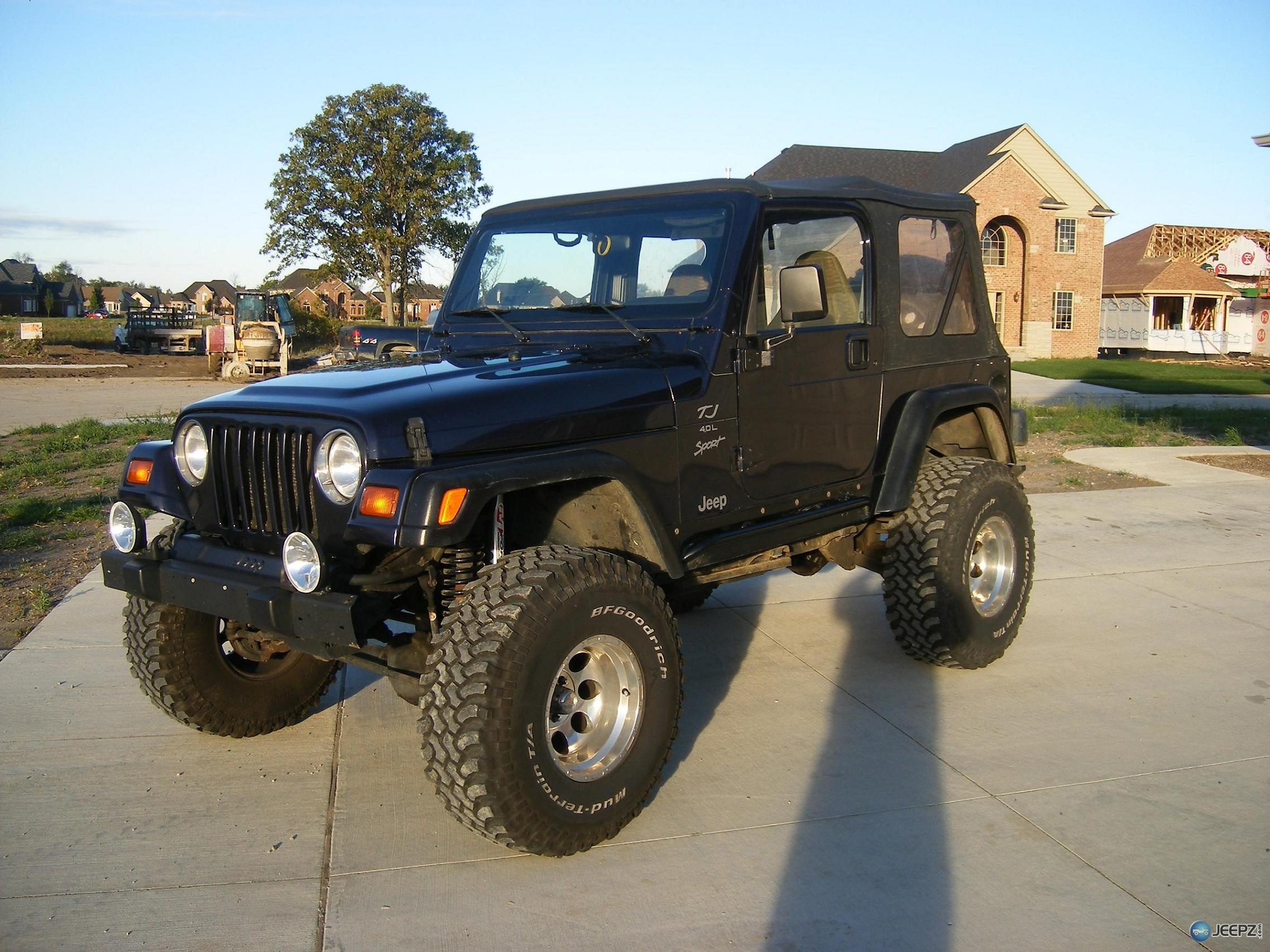 1999 Jeep Wrangler For Sale >> 1999 Jeep Wrangler Sport