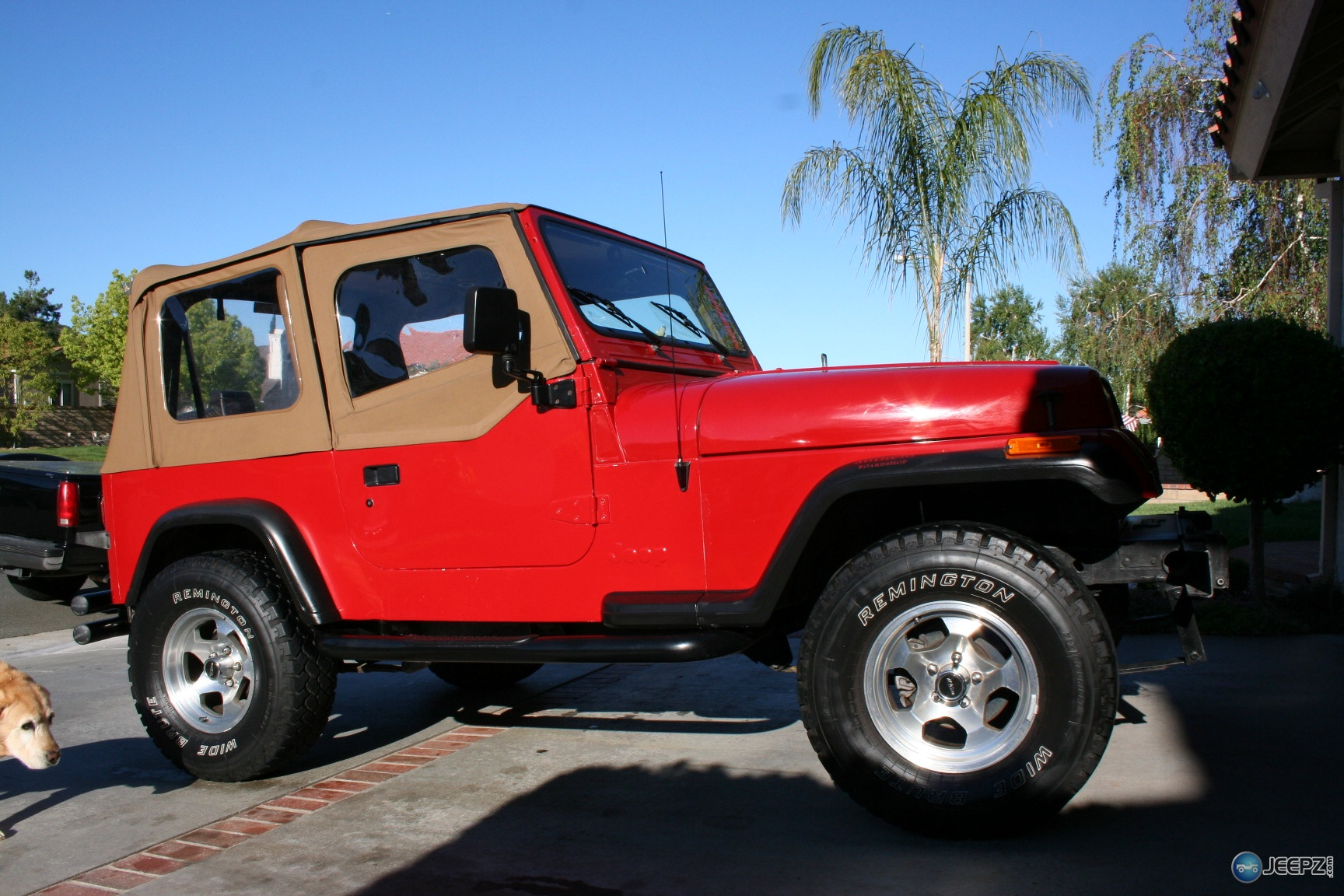 Best Tires For Jeep Wrangler >> 95 YJ RIO GRAND for Sale