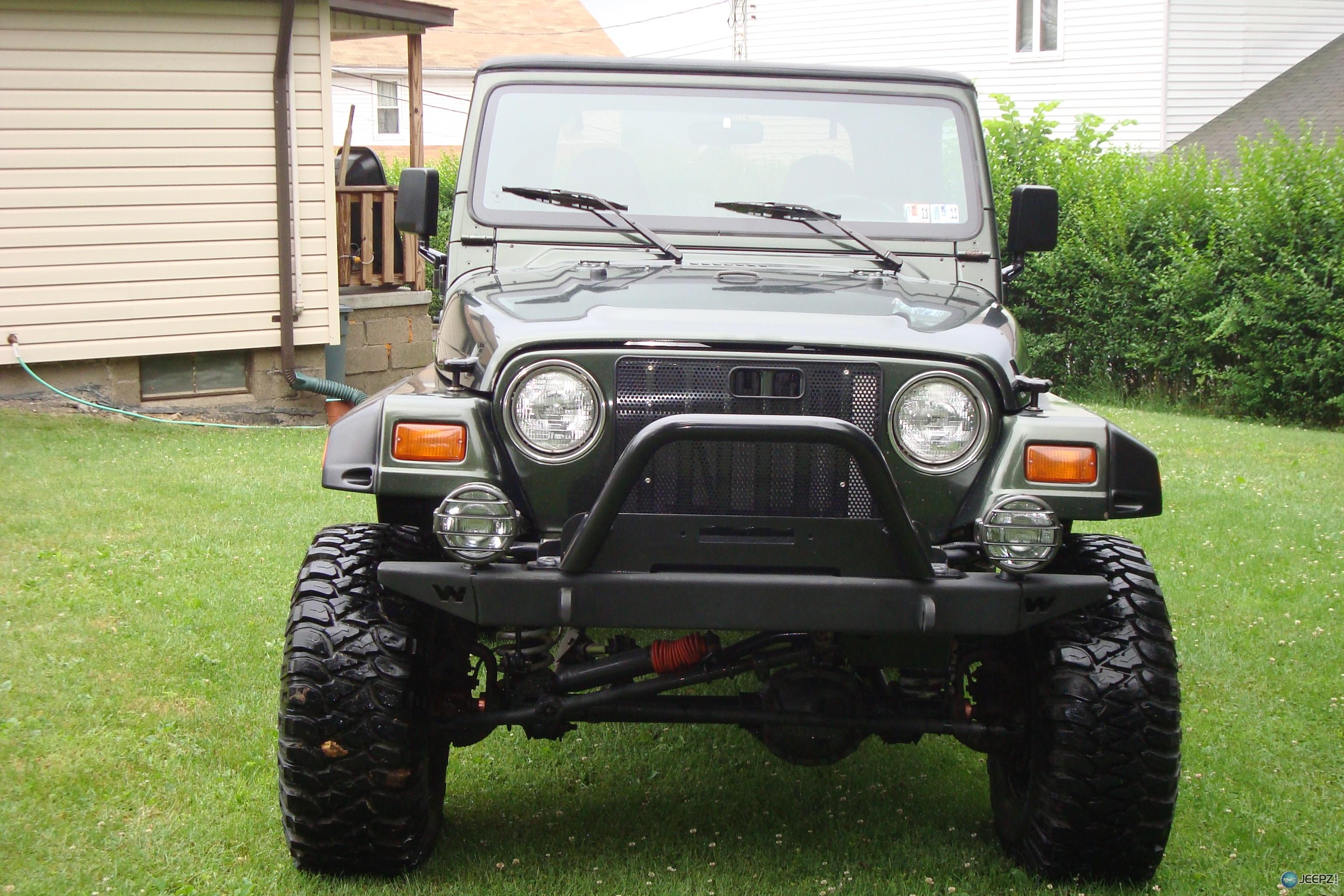1998 Jeep Wrangler Sport-4.0