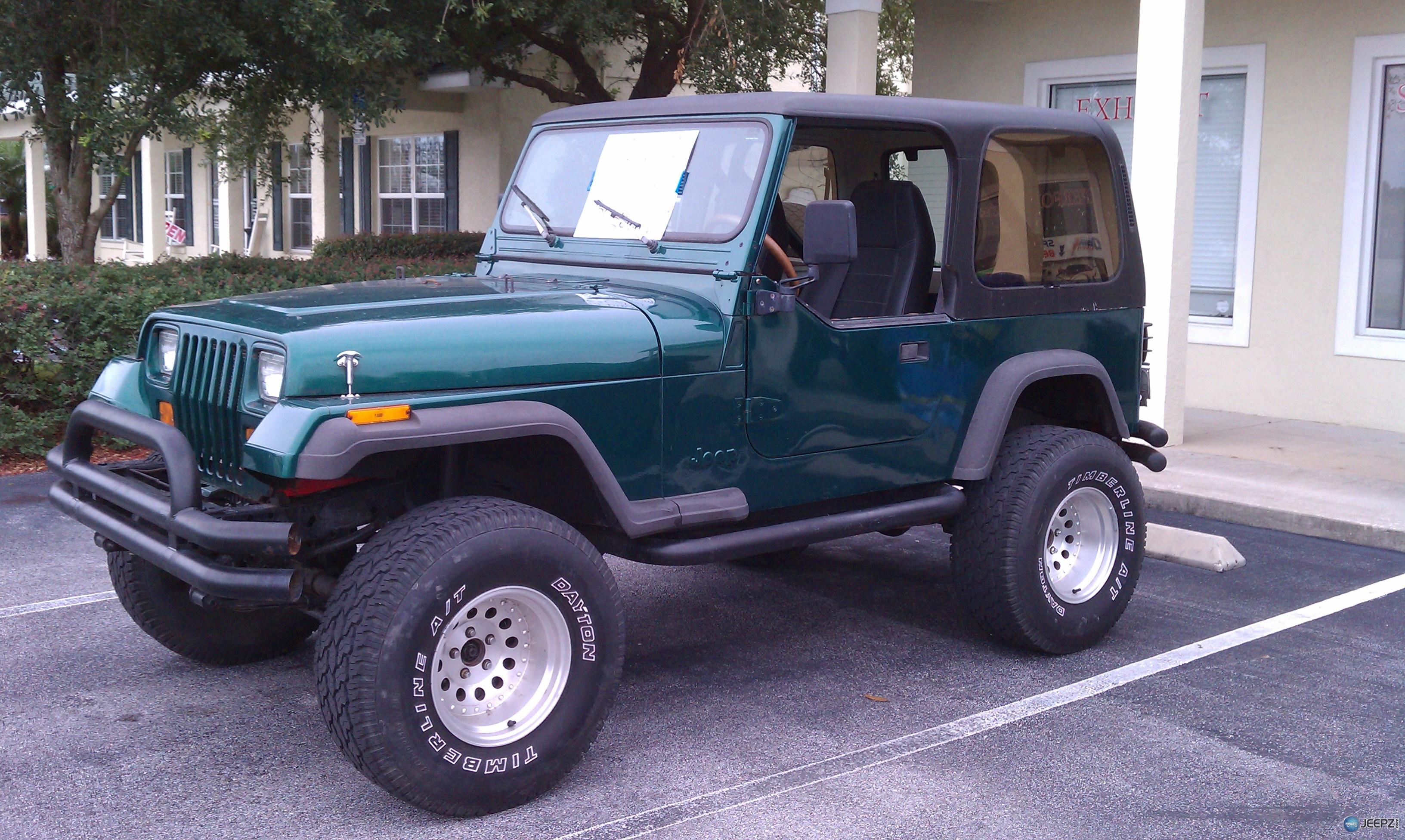 1989 Jeep Wrangler Yj 5000 Obo