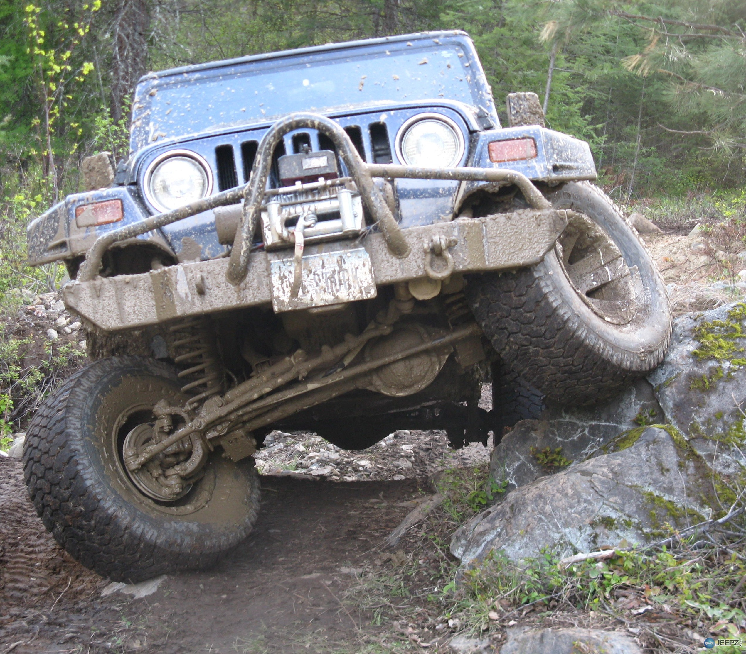 Lifted 97 Wrangler For Sale