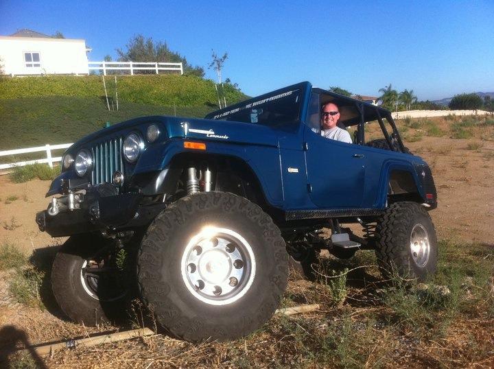 Jeep Commando For Sale >> 1971 Jeepster Commando For Sale