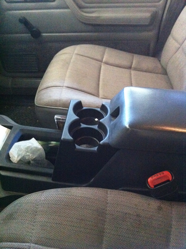 D Jeep Cherokee Build Cup Holder