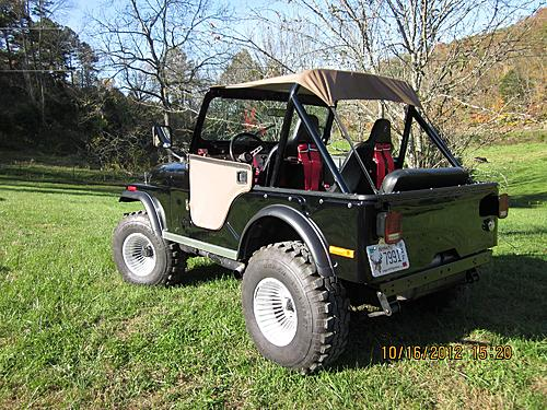 76 CJ5 Restoration-after-restore-9.jpg