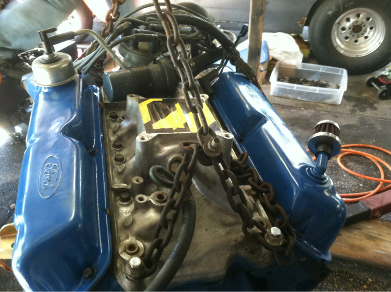 D Ford Cj Build Image on Motor Starter Wiring