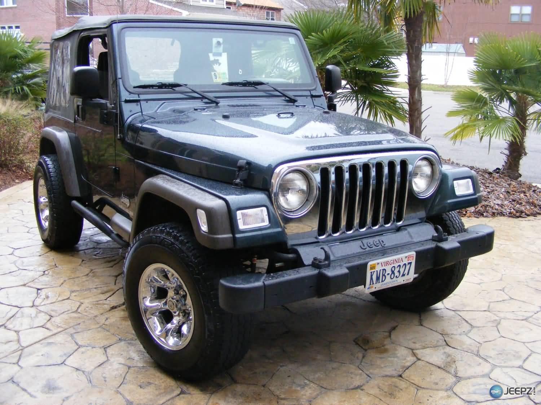 Terrymason S 2005 Jeep Tj Build