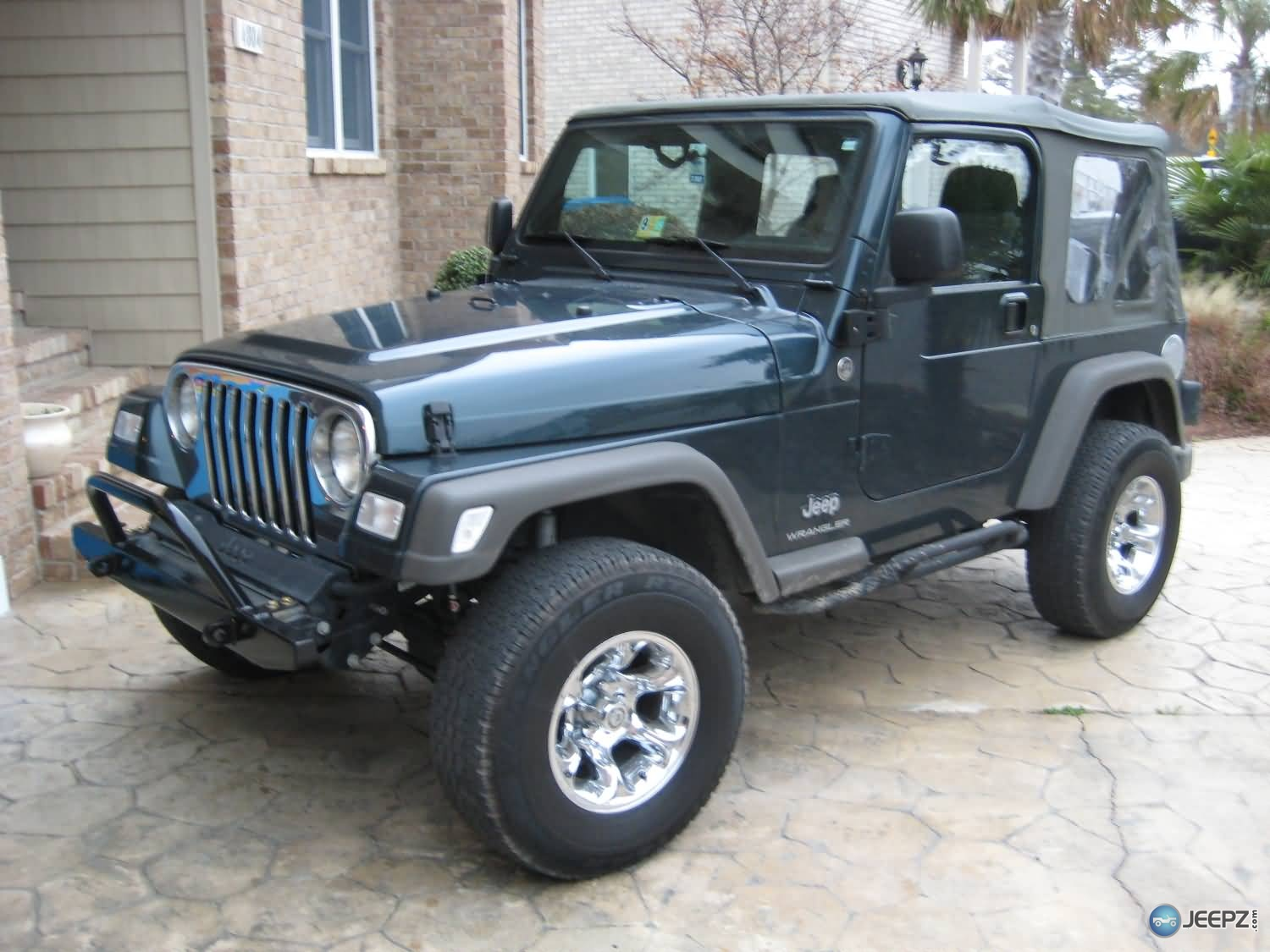 Jeep Wrangler Tj Build >> TerryMason's 2005 Jeep TJ Build
