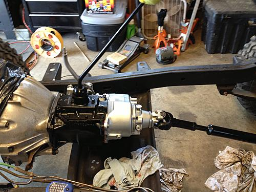 79 CJ7 - The Beginning-drivetrain2.jpg
