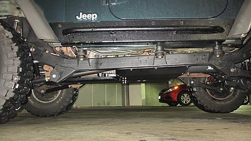 TerryMason's 2005 Jeep TJ Build-04-ucf-skid-installed.jpg