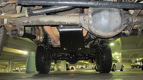 TerryMason's 2005 Jeep TJ Build-06-under-cover-fab-skids.jpg