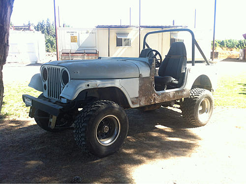 1977 CJ7 Build. (First vehicle/build)-image-726611475.jpg