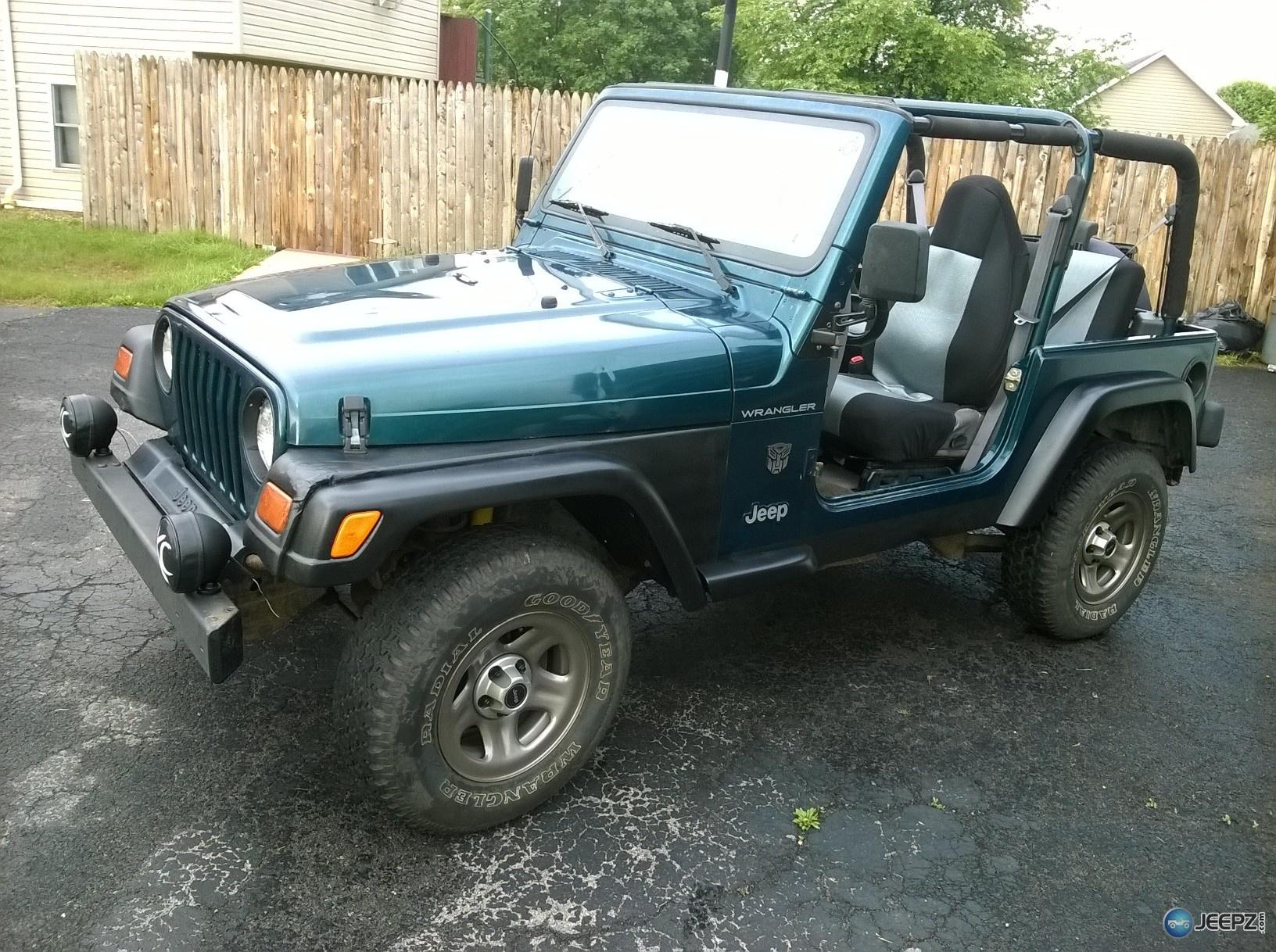 Bond--007 U0026 39 S Jeep Build