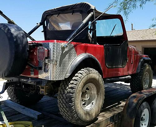 Had one just like her - 84 CJ 7-20170513_115431.jpg