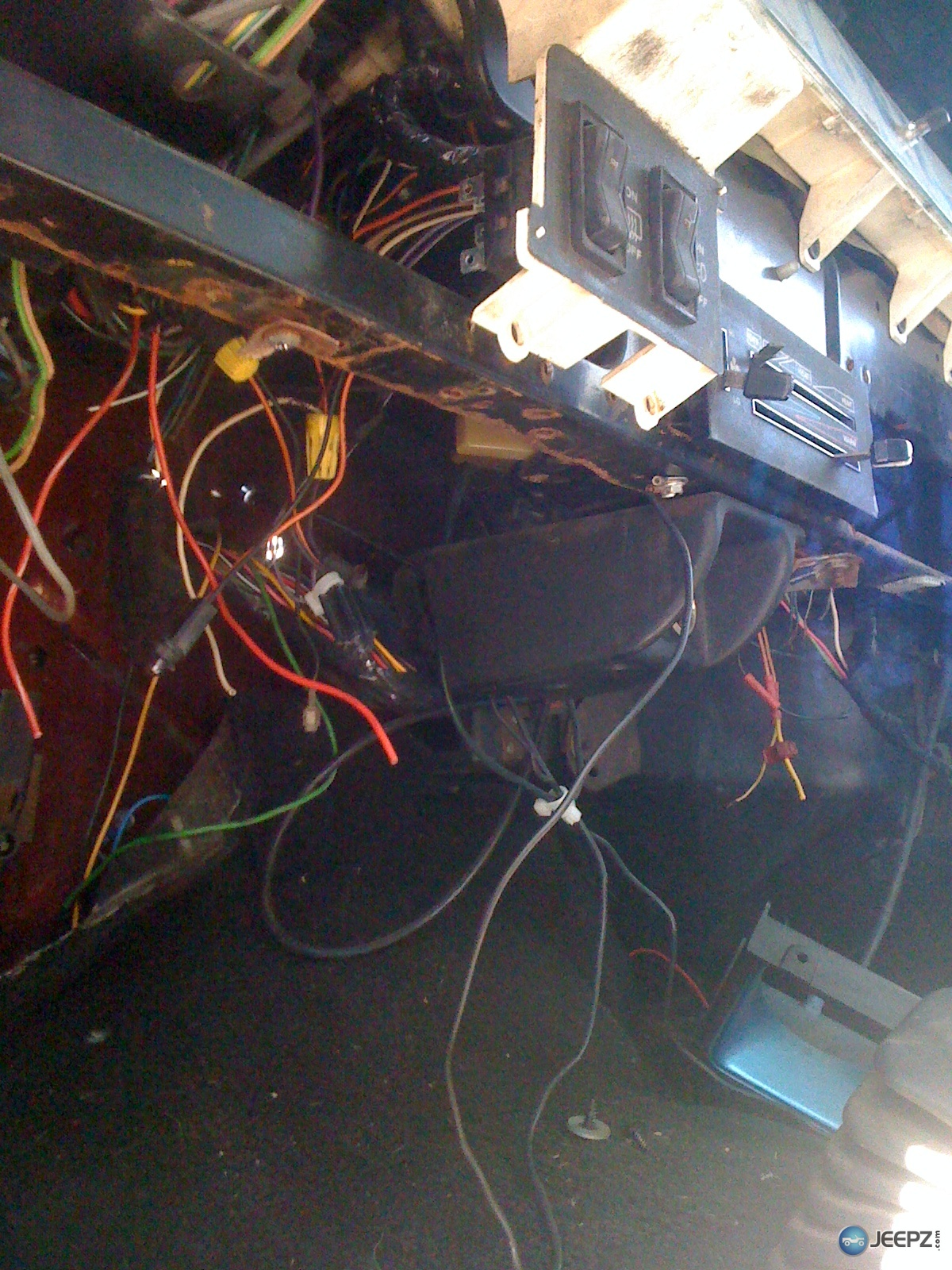 Painless Wiring Harness Jeep Cherokee