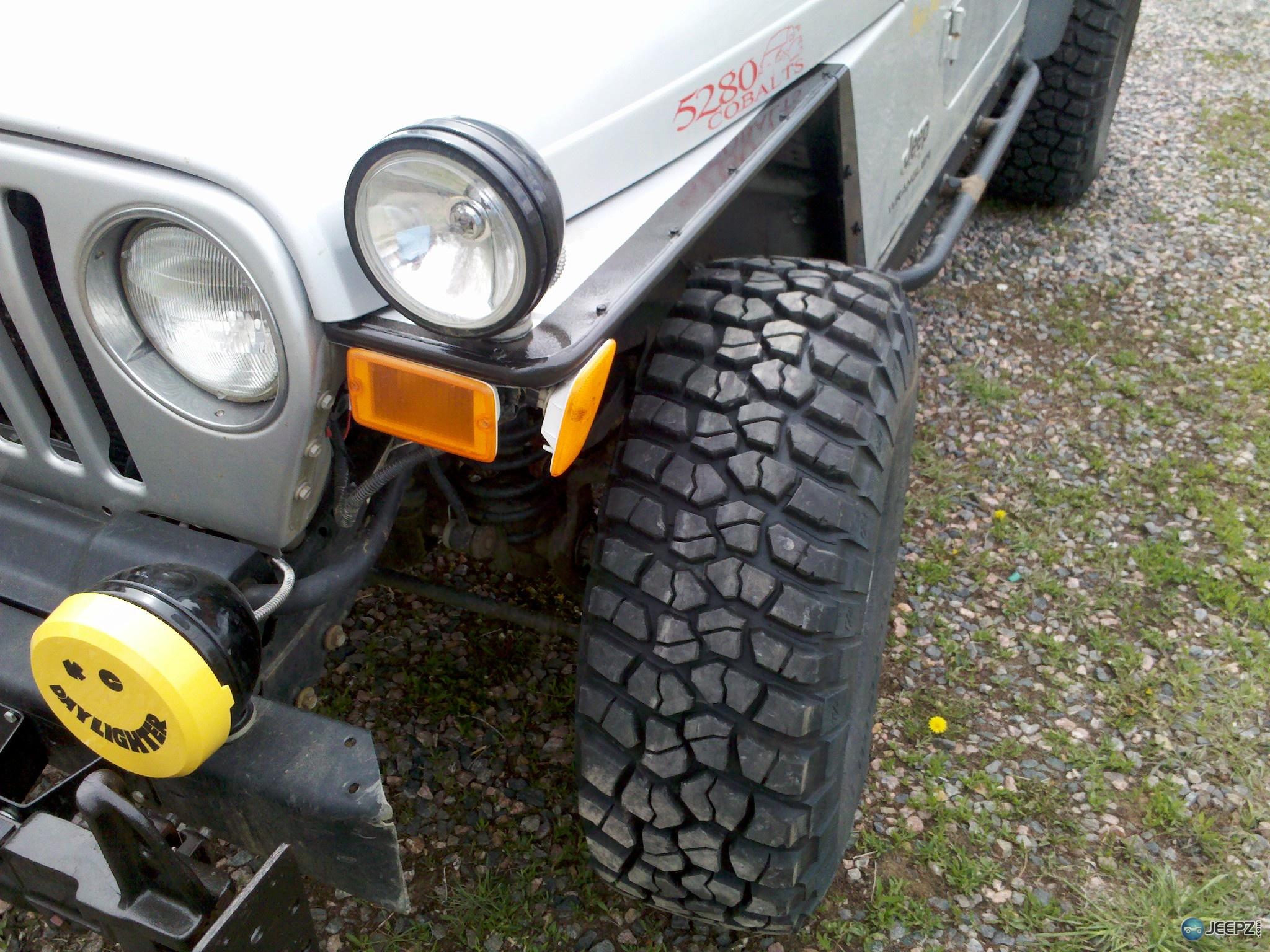 2006 Tj Naked Jeep or Sid