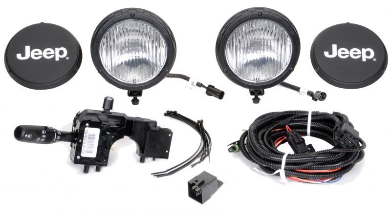 need help with installing fog lights