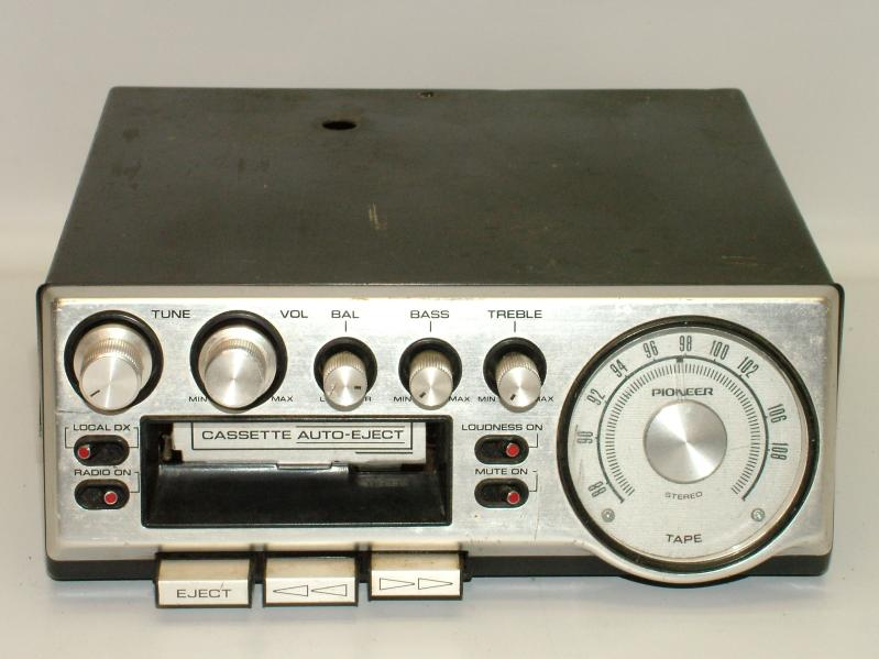 pioneer radio zilched by choppy roads