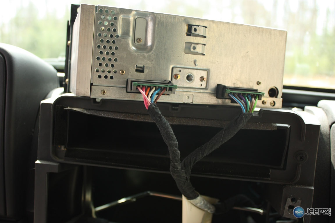 2001 Jeep Wrangler Radio - Could I Put A Jk Stereo In My Stereo - 2001 Jeep Wrangler Radio