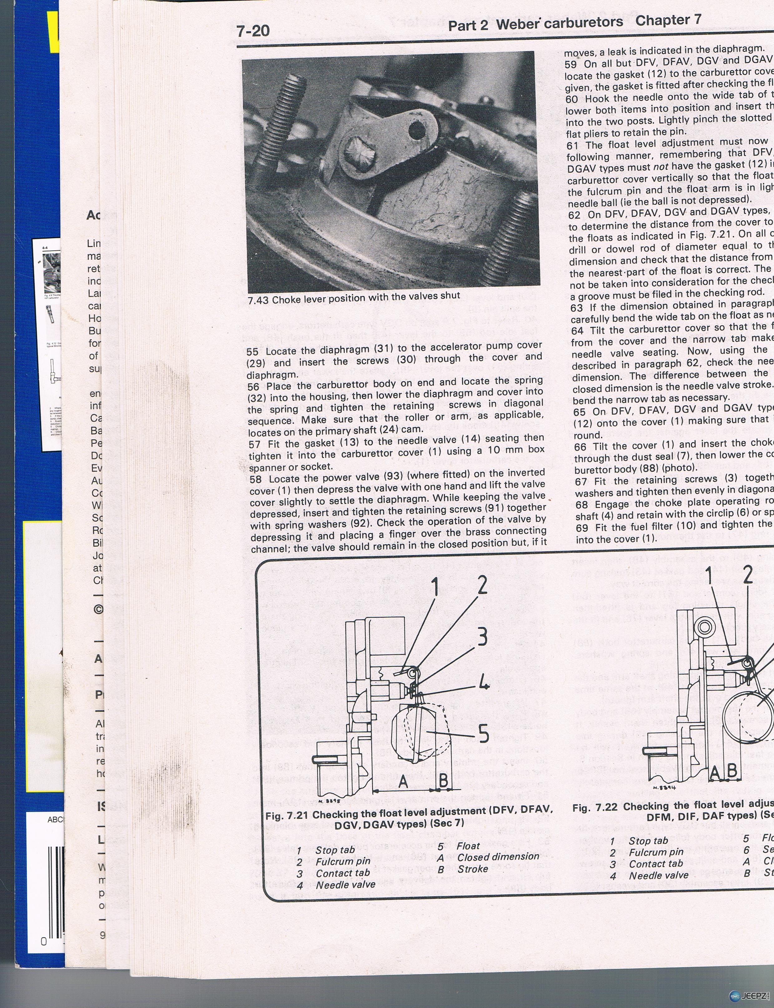 Weber 32 36 dgev carburator - Page 2