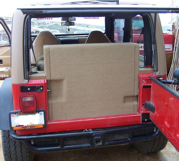D Video Jeep Wrangler Subwoofer L Ed A A E F C E Ca R on Jeep Wrangler Subwoofer Box