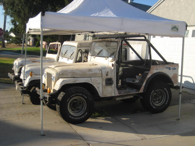Any Other Dj5 Postal Mail Jeep Owners