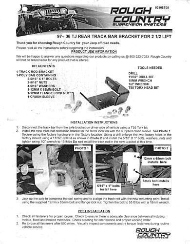 Rough Country Rear Trackbar Bracket (Wrangler TJ)-track-bar-install-instructions.jpg